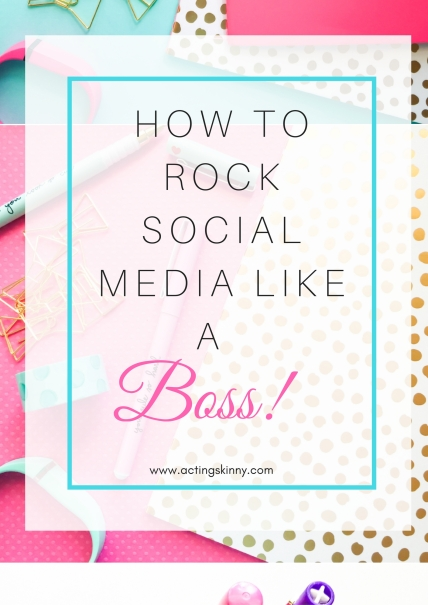 How to Rock Social Media Like a Boss